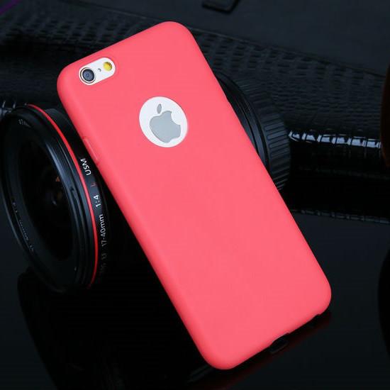 Чохол Apple iPhone 6 / 6S червоний