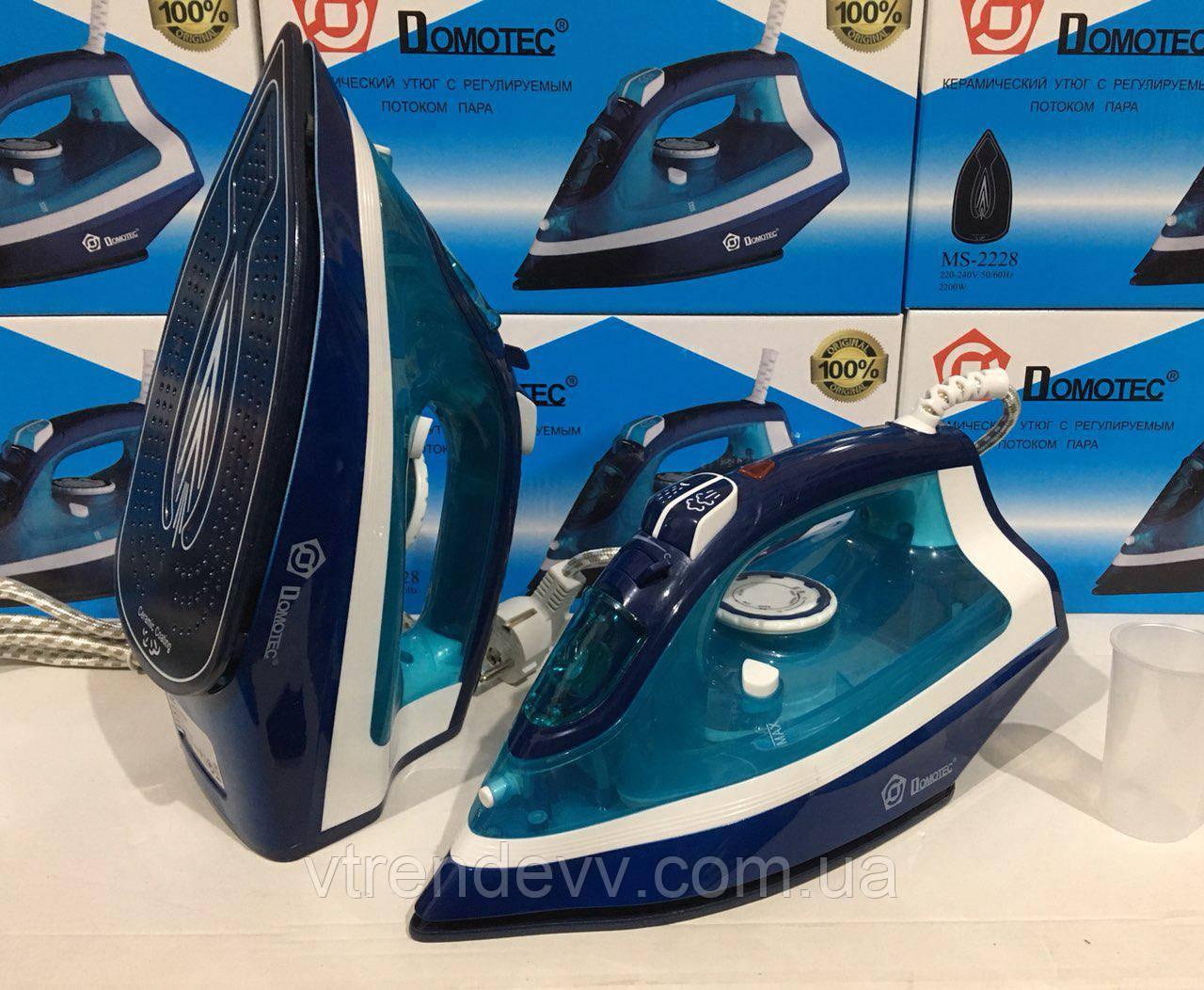 Утюг Domotec MS-2228 2200 W