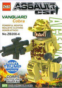 Лего минифигурка ASSAULT CSF, фото 2