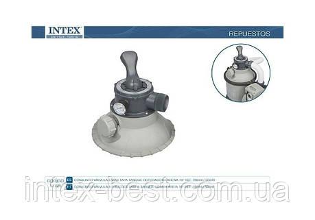 Крышка с клапаном Intex 11721, фото 2