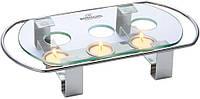 Мармит ( подставка ) для подогрева на 3 свечи BH 204