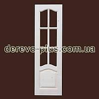 Двері з масиву дерева 60см (під скло) s_1160