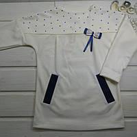 Молочна туніка для дівчинки Акція Розміри 104 116 122
