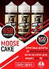 Акция на премиум-жидкости Moose Cake от Frisco Vapor!