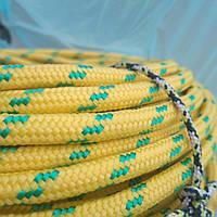 Шнур плетёный полипропиленовый 8 мм-50 метров