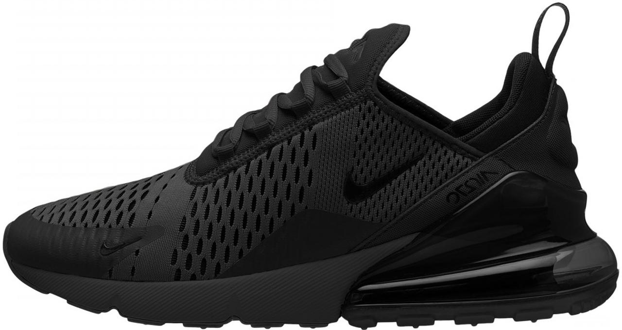 Мужские кроссовки Nike Air Max 270 (Найк Аир Макс) черные