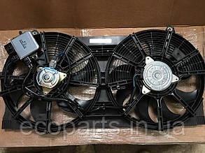 Дифузор з вентиляторами Nissan Leaf 2013-