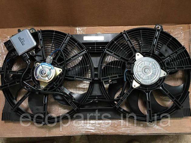 Диффузор с вентиляторами Nissan Leaf, фото 2