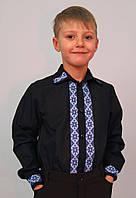 Рубашка детская для мальчиков  М-965 рост 146 и 152  . Последние размеры на складе!, фото 1