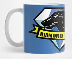 Кружка GeekLand Diamond Dogs  02.03