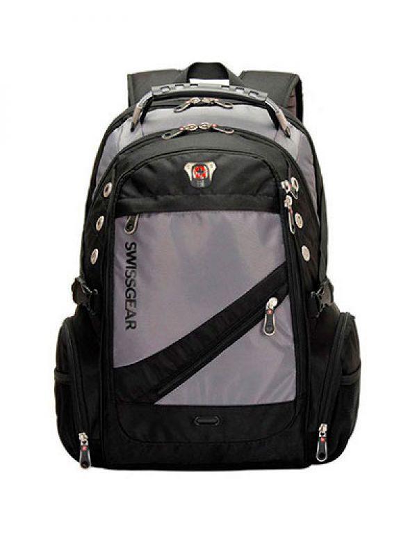 Рюкзаки Swissgear швейцарского бренда wenger MOD-8810 серый