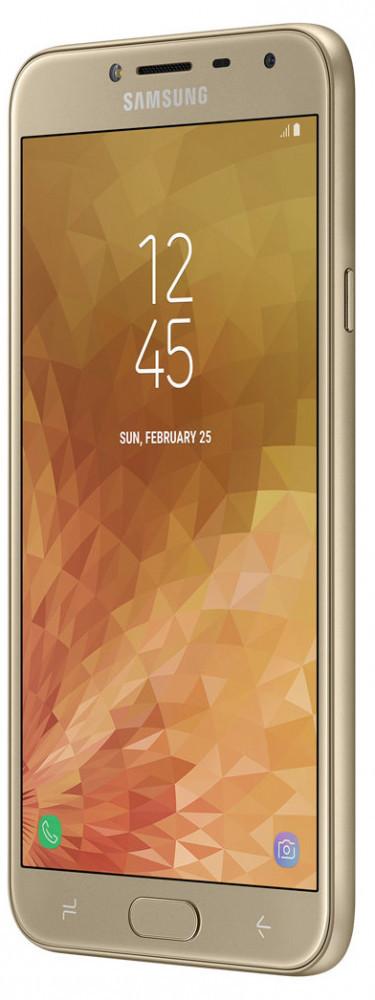 Смартфон Samsung Galaxy J4 (2018) Gold SM-J400FZDDSEK Оригинал Гарантия 12 месяцев
