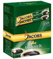 Кофе Якобс Монарх растворимый в стиках оптом (Jacobs Monarch) 26 шт