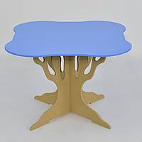 Стол ТМ Мася 6335 голубой цвет