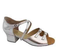 Спортивно бальная обувь для девочек 73110 (b)