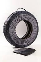 Чехлы для хранения колес усилинный Poputchik R13-R17 4 шт