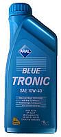 Моторное масло полусинтетическое Aral BlueTronic 10w40 1л
