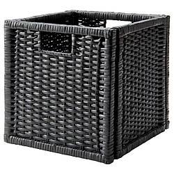 ✅ IKEA BRANAS (002.824.05) Корзина, темно-серый