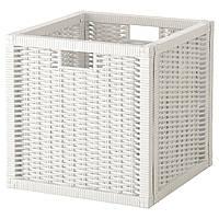 ✅ IKEA BRANAS (201.927.29) Корзина, темно-серый