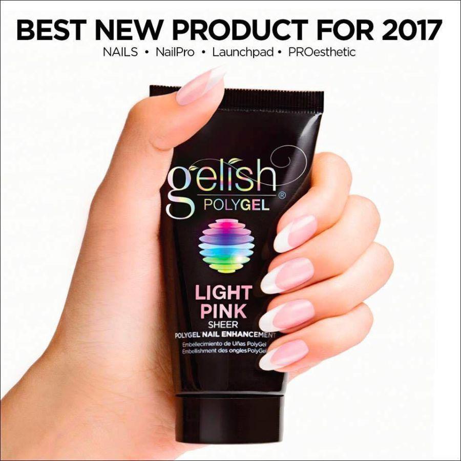 Gelish PolyGel Light Pink (светло-розовый), 30 грамм 116 грн.