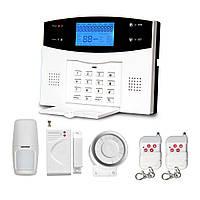 Универсальная беспроводная GSM и PTSN сигнализация G2