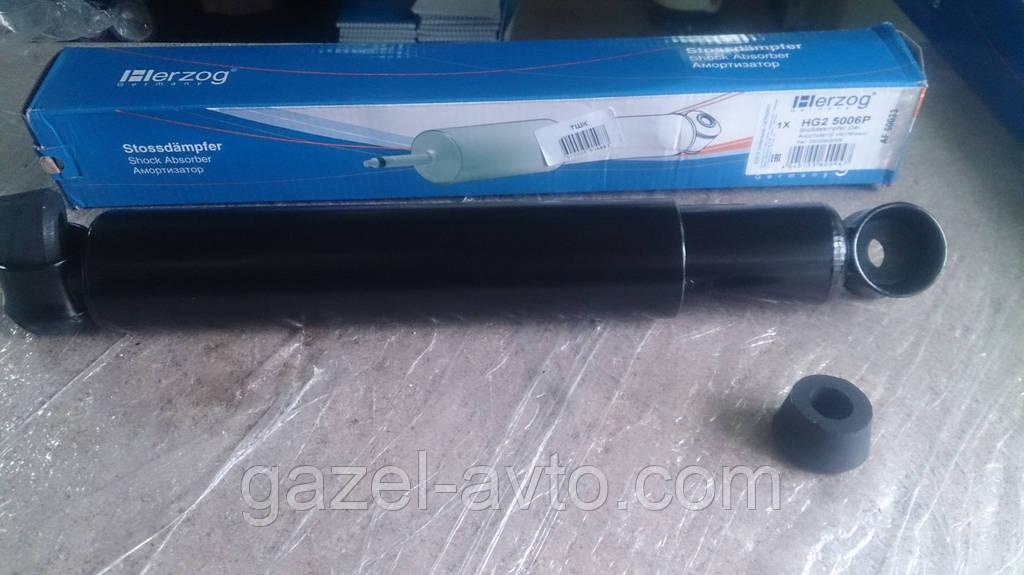 Амортизатор Газель (Соболь задний) передний задний масляный усиленный (пр-во HERZOG)
