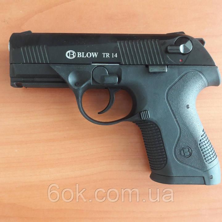 Сигнальный пистолет Blow TR-14 (Carrera RS-30)