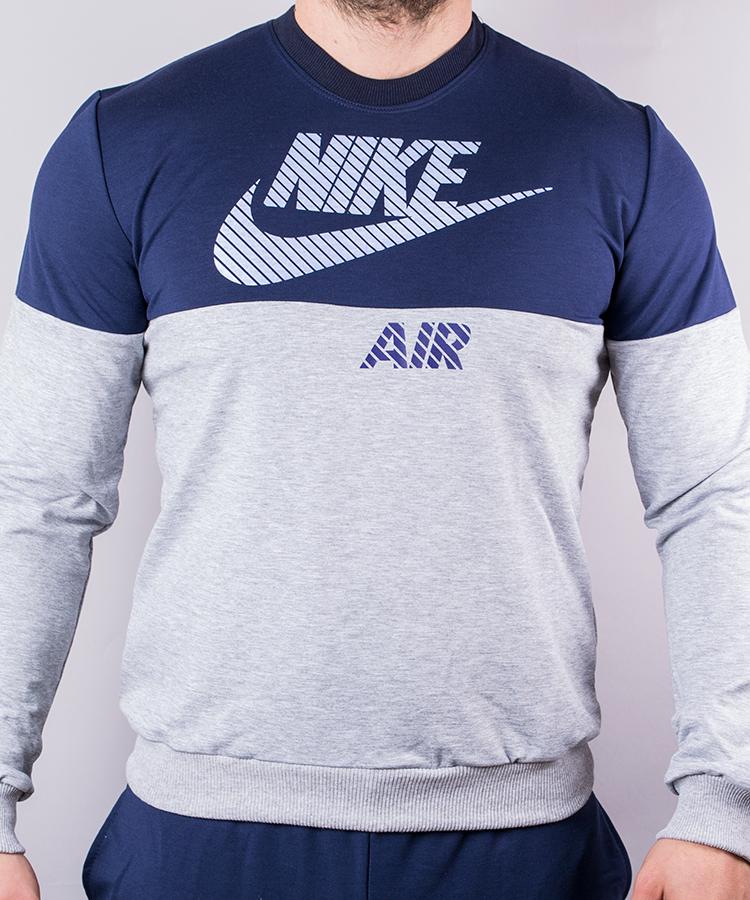 """Кофта Мужская двухнитка """"Nike Air"""""""