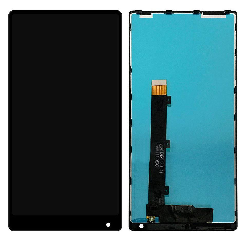 Дисплей для Xiaomi Mi Mix с тачскрином черный Оригинал (проверен)
