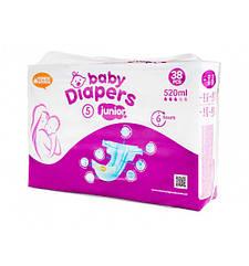 Детский подгузник Honest Goods 5 Junior 38шт (от 12 кг)