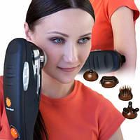 Основным помощником в осуществлении сеанса домашнего массажа станут ручные массажеры.
