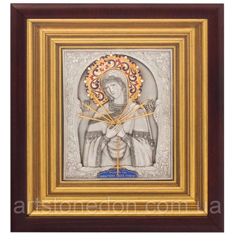 Икона Богоматерь Умягчение злых сердец