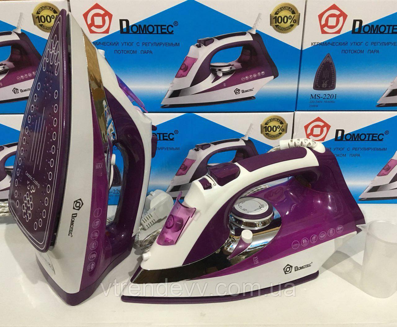 Утюг Domotec MS-2201 2200W