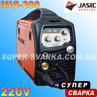 JASIC MIG 200 (N220) сварочный полуавтомат