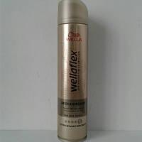 Лак для волос Wellaflex 250 мл. (Велла блеск и фиксация №5)