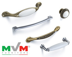 Мебельные ручки MVM