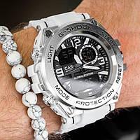 Мужские спортивные часы Casio G-Shock G-Steel WHITE копия, фото 1