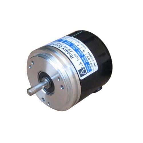 Инкрементальный поворотный энкодер с выступающим валом TTL, 4096