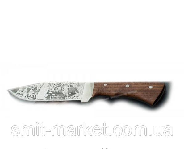 Охотничий нож Тотем Охота