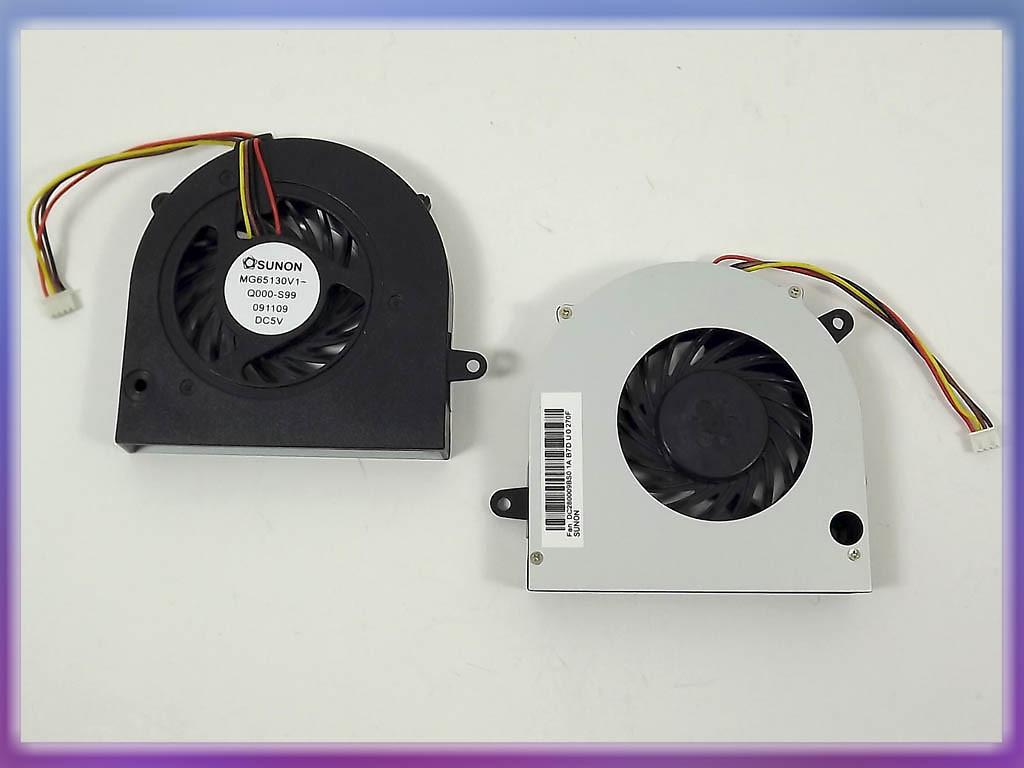 Вентилятор (кулер) Lenovo IdeaPad G560, G565, G460, G460A, Z460, Z460A