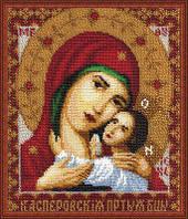Набор для вышивания крестом CM-0946 Икона Пресвятой Богородицы Касперовская