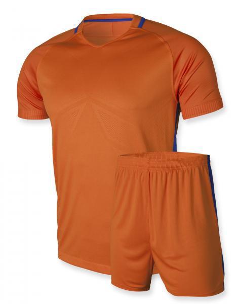 Футбольная форма Europaw (оранжевая) 012