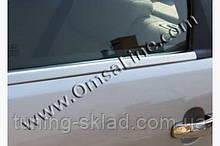 Хром окантовка стекол Jeep Renegade (Джип Ренегат)