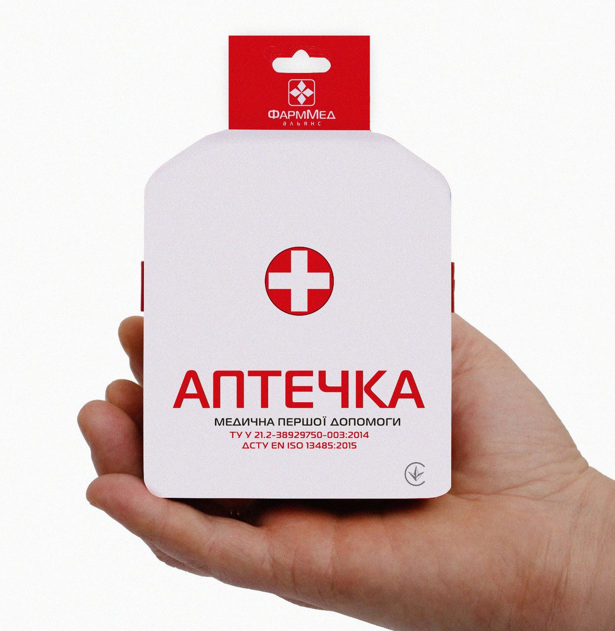 Аптечка индивидуальная мини, цена с НДС