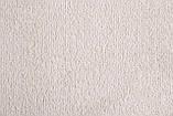 Турецкий велюровый ковер молочного цвета тонкий , фото 2
