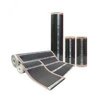 Инфракрасный пленочный теплый пол Heat Plus Standart 305-075 ширина 50см мощность 75 Вт/м пог
