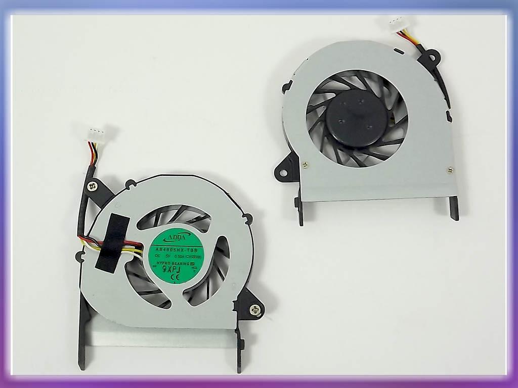 Кулер ACER Aspire 1810T (DC 5V 0.50A) cpu fan.