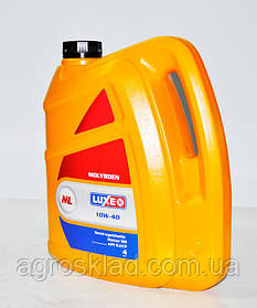 Масло моторное LUXE 10W40 (с Молибденом), 4л