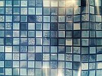 Плёнка ПВХ под мозаику для круглых сборных бассейнов высотой 1,5 метра, фото 1