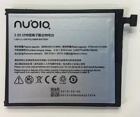 Оригинальный аккумулятор Li3827T44P6h726040 для ZTE Nubia Z11 Mini | NX529 | NX529J 2830mAh